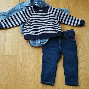 Baby B'gosh 3 pc outfit LAST CHANCE